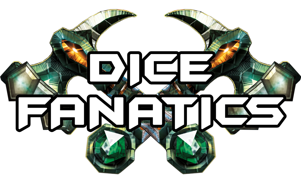 Dice Fanatics Logo